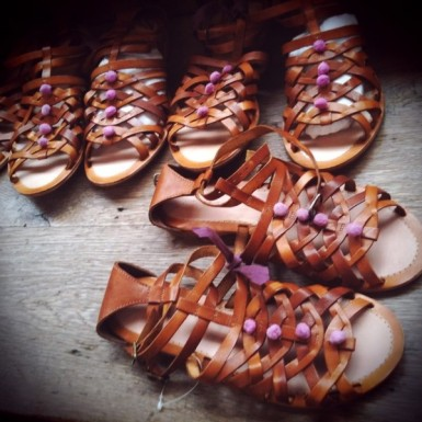 summer shoes - Antik Batik