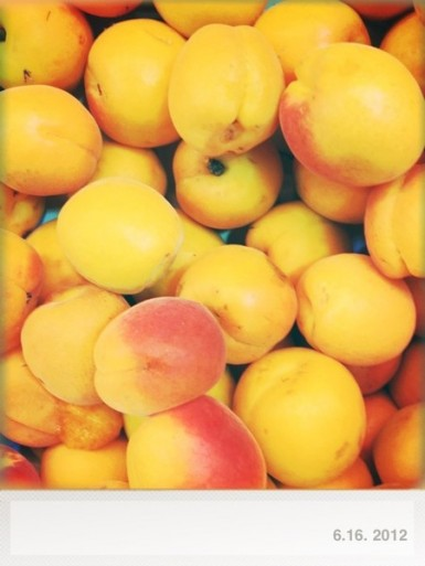 apricots - summer-food