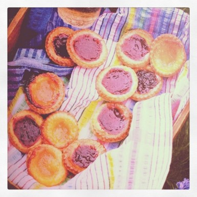 jam tarts - recipee