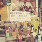 The cutest finger puppet shop in Paris!