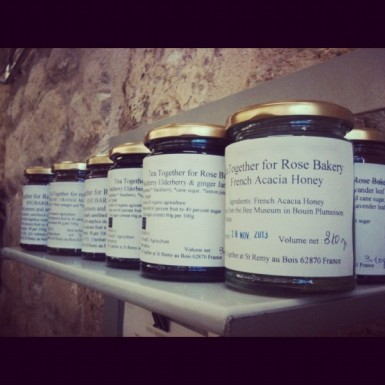 jams and organic products