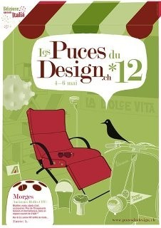 les Puces du Design - Paris