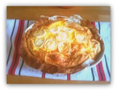 quiche - Recipee