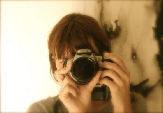 my Canon and I