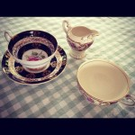 Vintage tea with style
