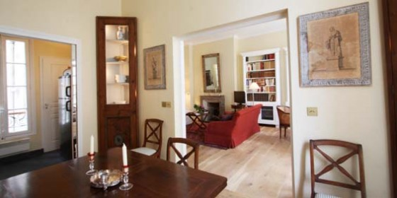 Book a Flat rental Paris