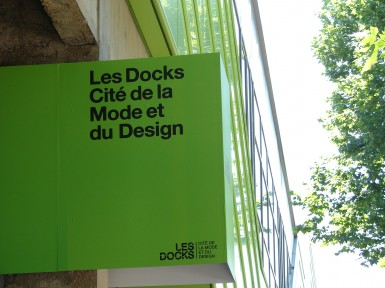 Les Docks Cite de la Mode et du Design