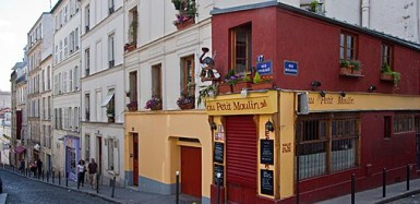 appartment to rent montmartre