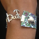 Create your Liberty charm bracelet