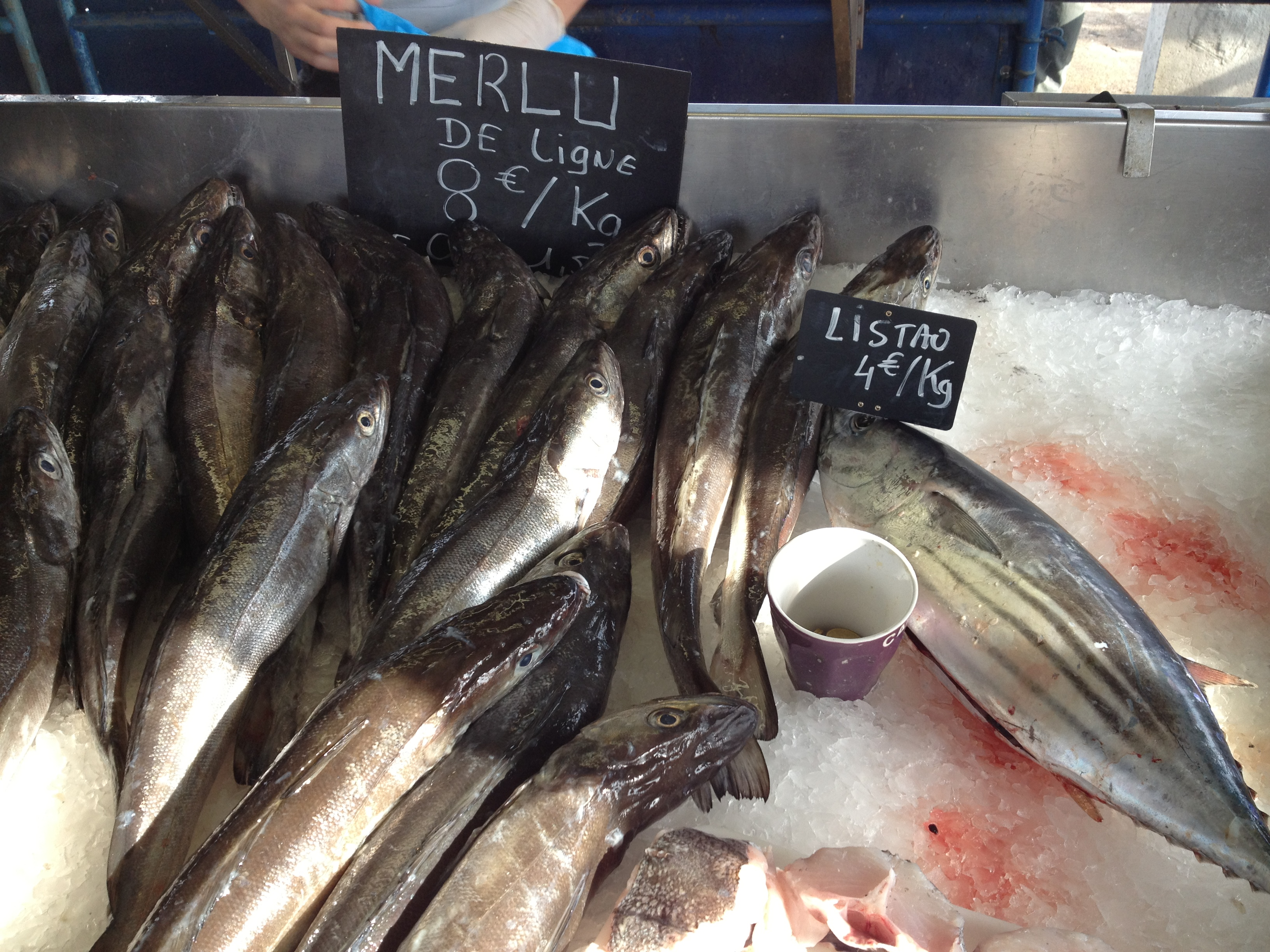 French cuisine my recipe how to cook a fish by my for Fish market cincinnati