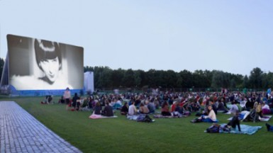 Open Air Cinema Paris
