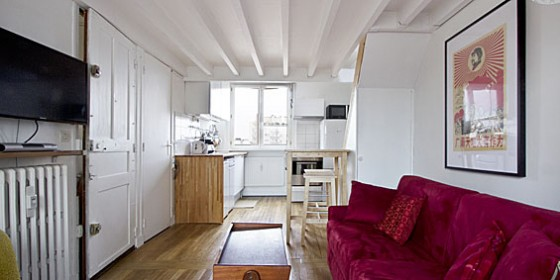 Book a Flat Paris sudio
