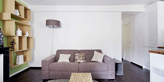 Book a Flat Paris rental