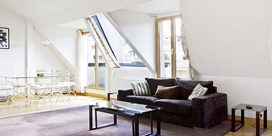 Flat to rent rue Lyautey Paris