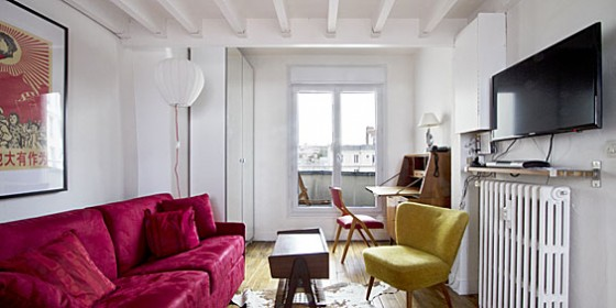 Paris flat rental 13th