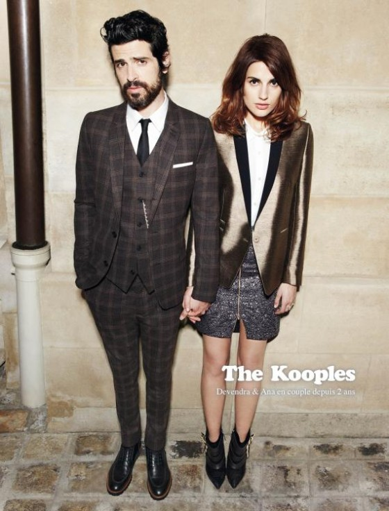 Kooples advert 2012