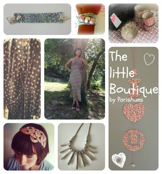Parishues My Boutique online shop