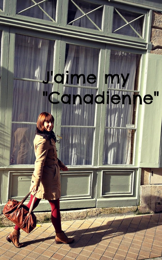 French Canadienne coat