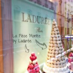 Multicolored Angel Made Ladurée HEAVEN