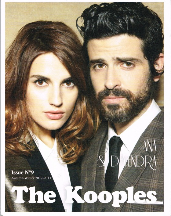 The Kooples November 2012 private sale