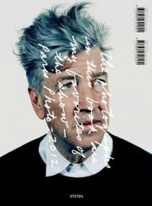 David Lynch Paris Photo 2012