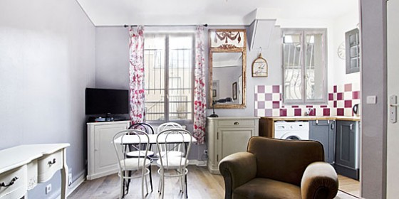 Book a Flat Paris