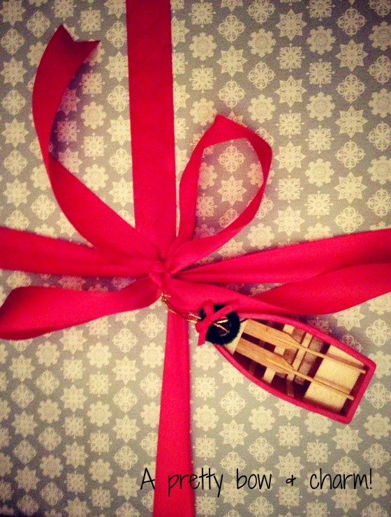 Bows and wrapping France