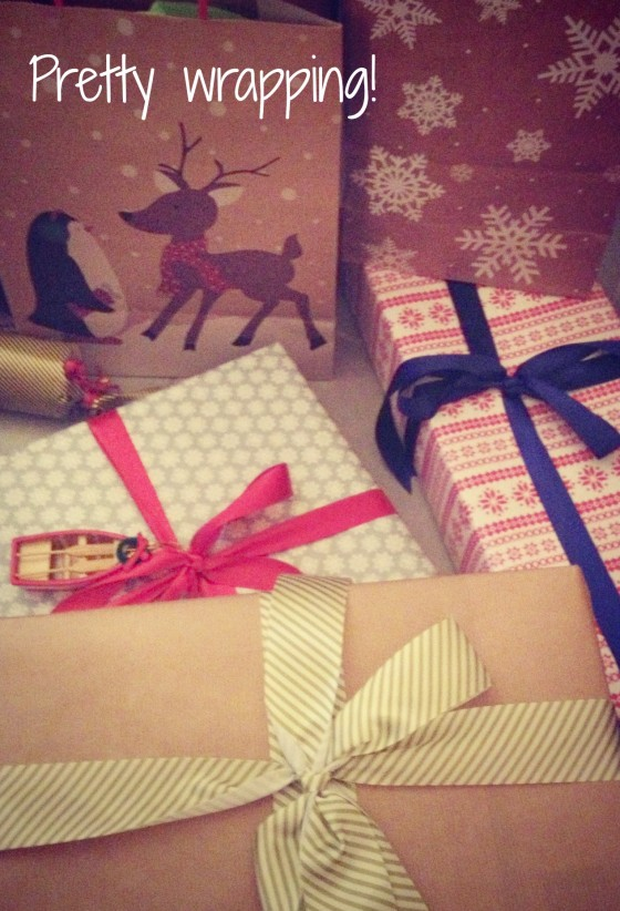 French wrapping paper