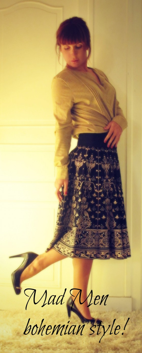 Mad Men skirt