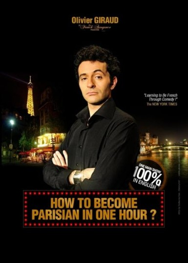 How to become Parisian in one hour