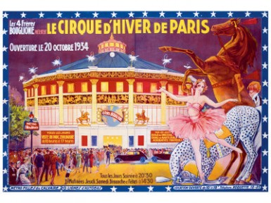 Winter Circus Paris