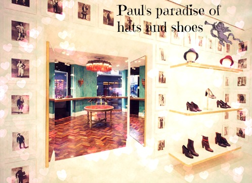 french fashion and trends paul smith rue de grenelle a. Black Bedroom Furniture Sets. Home Design Ideas