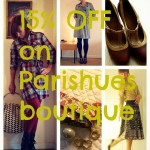 15% off my Etsy boutique to all parishues readers