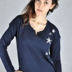 Sud Express Star Etoiles Pullover
