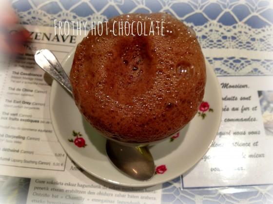 Hot Chocolate France