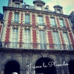 Place des Vosges and bicycles