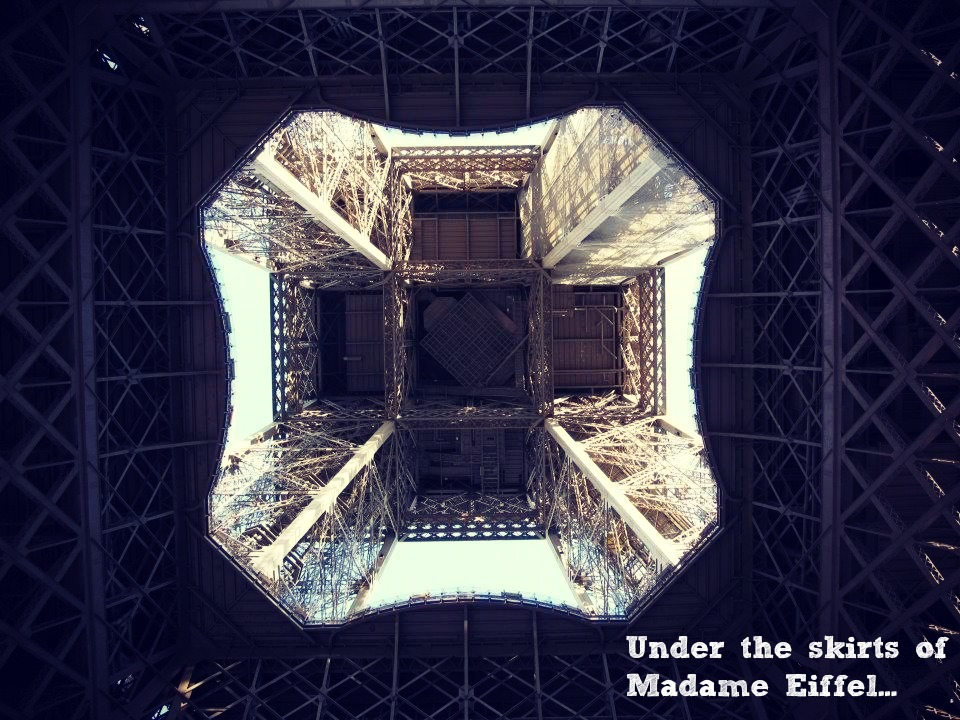 eiffel tower essay in french The eiffel tower is a landmark and an early example of wrought-iron construction  on a gigantic scale it was designed and built by the french civil engineer.