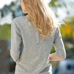 Love Cashmere for summer!