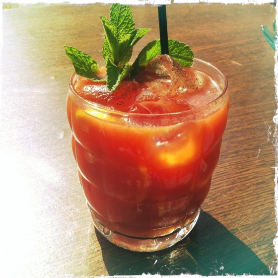 Bloody Mary Seignosse