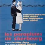 Michel Legrand, Jacques Demy & some tearful Umbrellas…