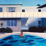The talented David Hockney's summer