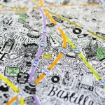 I love – Jenni Sparks' cutest and most detailed Paris maps!